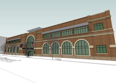New Headquarters - Local Trade Union