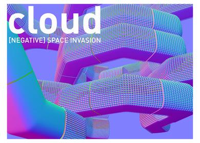 Cloud: Negative Space Invasion