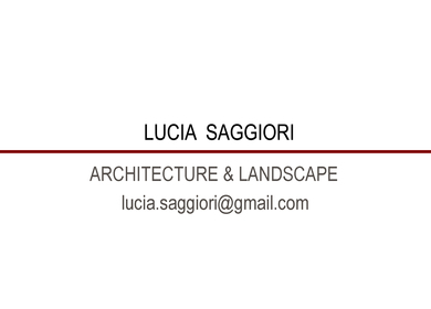 for more informations contact me lucia.saggiori@gmail.com