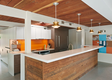 Eichler Remodel and Addition