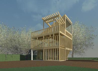 Cube Cottage