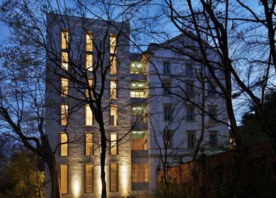 Zenale Building