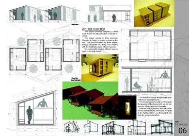 Wood Program: Shelter