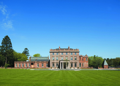 Grade A Listed Mansion Renovation and Luxury Housing in Coodham Estate
