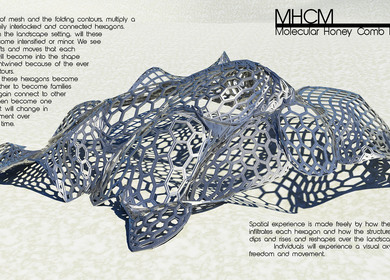 3DS Max Project 4: Tessilations & Modifiers- MHCM