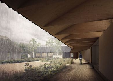 Dulwich Pavilion If Do Archinect
