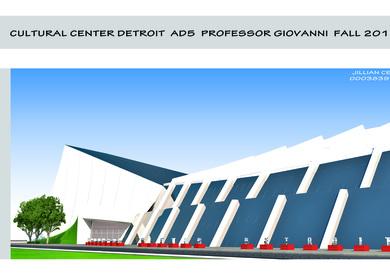 Cultural Center Detroit