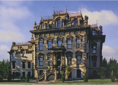 Stanford Mansion State Historic Park