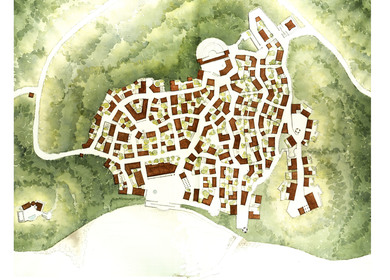 Las Catalinas: Urban Design