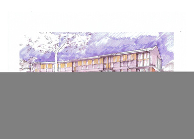 H2L2 (Competition) Moravian College, Residence Hall, Betlehem,PA