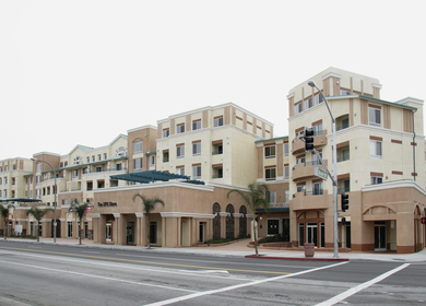 Alhambra Regency mixed use project