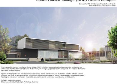 Santa Monica Collage (SMC) Malibu Campus