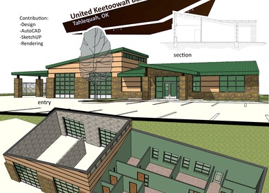 United Keetoowah Band Transit Center