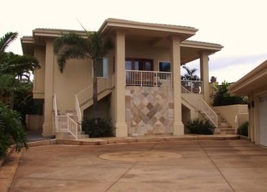 Luxury residence in Wailea