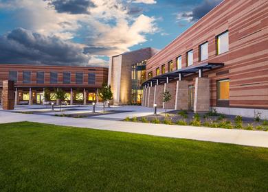 Utah State University   Academic Building