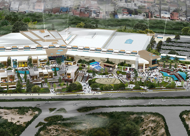 Arenas Shopping Mall