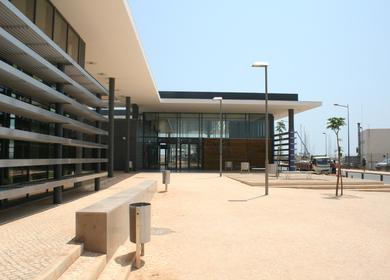 New Lagos Train Station