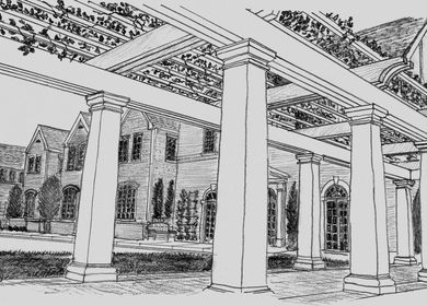 2016-Design/Planning Conceptual Sketch 3
