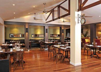 Doris Metropolitan Restaurant