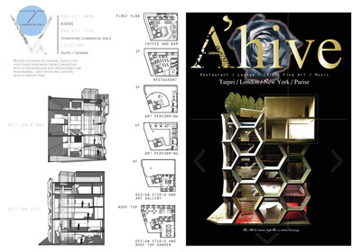 AHIVE / COMPOUND COMMERCIAL SPACE