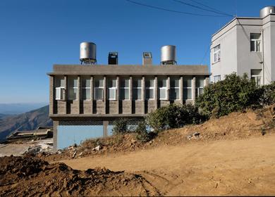 Hygiene Station for Cattlefield Village School