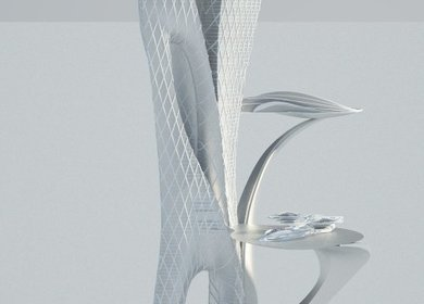 skyscraper concept M