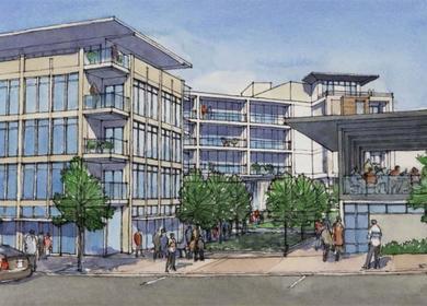 280 Elezabeth Street development