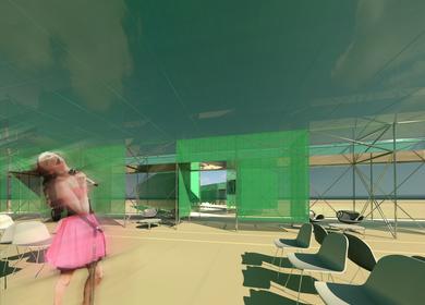 Burningman Airport Design