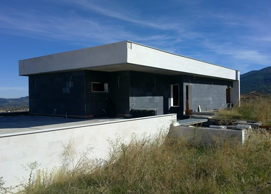 HOUSE in El Tiemblo (Avila) Building Surface = 469.19 m2