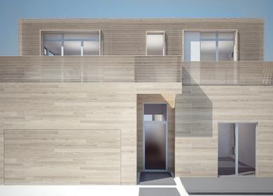 Manhattan Beach Prefab Residence