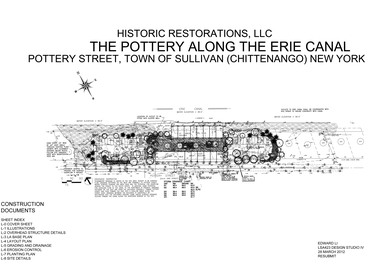 THE POTTERY ALONG THE ERIE CANAL