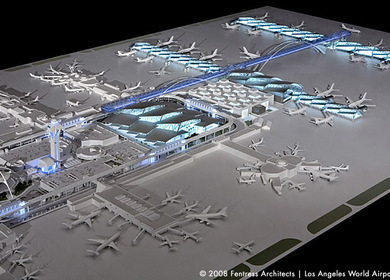 Los Angeles International Airport, Tom Bradley International Terminal Expansion
