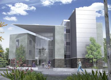UAA Integrated Sciences Facility