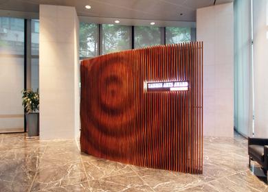 Taishin Arts Award Digital Archive Stand