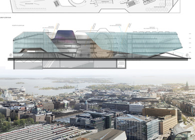 Helsinki Central Library Competition