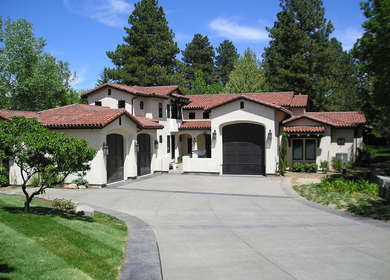 Caughlin Ranch Residence, Reno, Nevada
