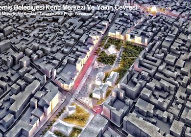 Ödemis New City Center Proposal