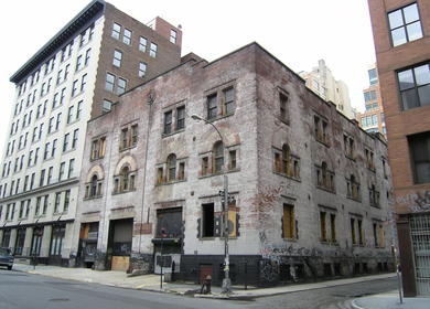 American Express Building- 157 Hudson Street