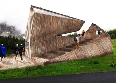 Piave Pavilion - Landscape Path
