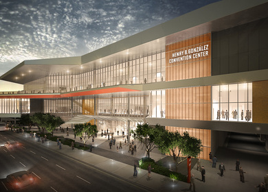 Henry B. González Convention Center Expansion