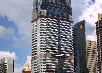 Capitol Towers, Singapore