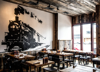 Slows BBQ Restaurant Expansion/Addition