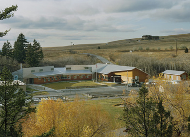 U.S. Fish & Wildlife Service Fish Technology Center
