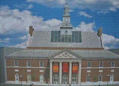 Donald C. Tangeman Hall
