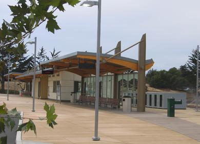 Marina Transit Exchange (Bus Transfer Station)