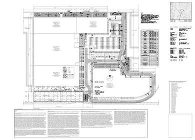 Commercial Permit Set (Sample)