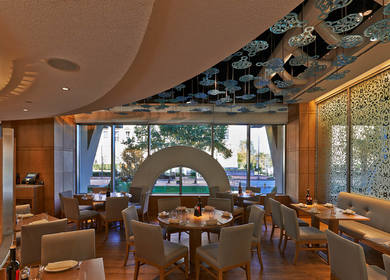 34 at Grand Hyatt Istanbul - Restaurant