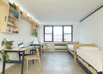Green Dorm in Pratt Institute