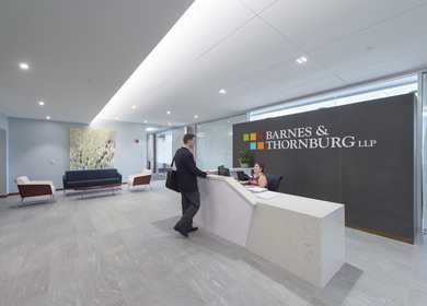 Barnes & Thornburg Office