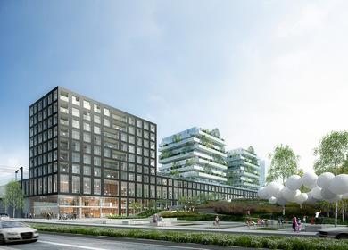 Terrasse9 - Office building